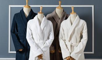 Выбираем халат для бани и сауны