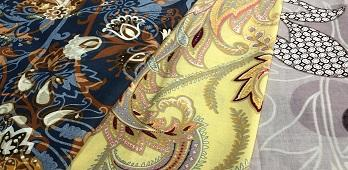Ликвидация ткани Поплин