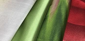 Ликвидация ткани Шёлк искусственный
