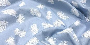 История ткани тик: состав, описание и применение