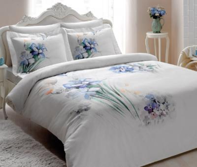 Комплект постельного белья Tivolyo Home Сатин принт Camilla