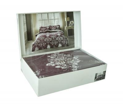 Комплект постельного белья Tivolyo Home Сатин Arredo