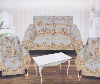 Чехол для дивана+2 кресла Серый