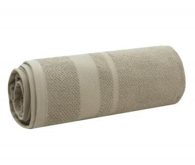 Полотенце махровое Китай 420 гр THSS0119 Дымчато-зелёный