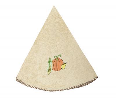 Полотенце кухонное Дорук круглое 70 см Фрукты и Овощи