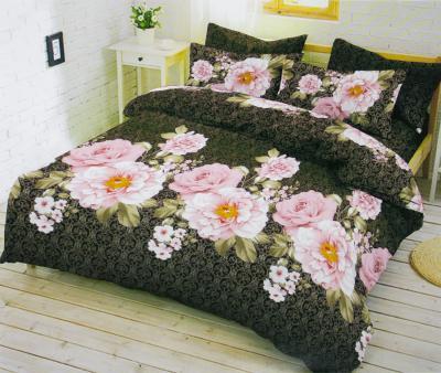 Комплект постельного белья Happy Night Цветение шиповника