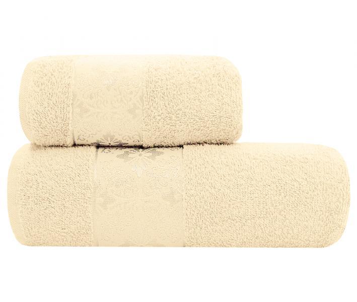 Полотенце Miss Cotton 400 гр Lael Towel Ванильный