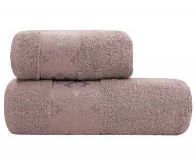 Полотенце Miss Cotton 400 гр Lael Towel Розовый Темный
