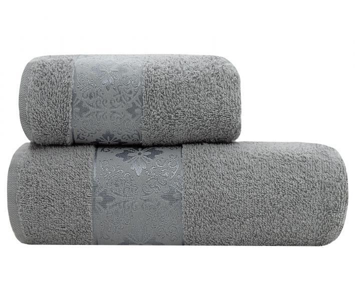 Полотенце Miss Cotton 400 гр Lael Towel Серый