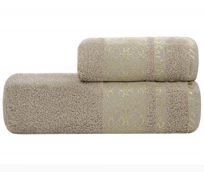 Полотенце Lael Towel Восточный орнамент Песочный
