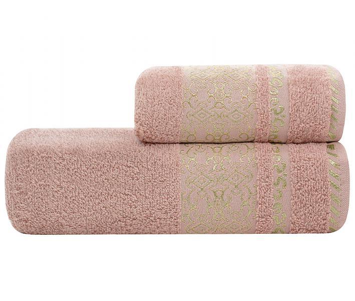 Полотенце Lael Towel Восточный орнамент Розовый