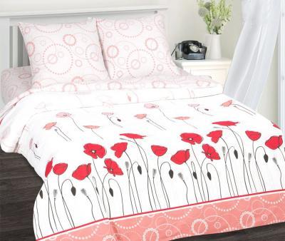 Комплект постельного белья Арт-постель 914 поплин Маковое поле
