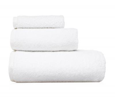 Полотенце махровое отельное 500 гр Белое