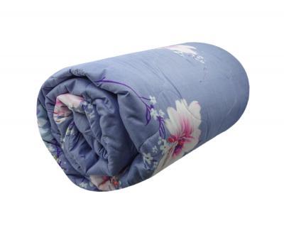 Одеяло Комфорт Цветное Синий 300 гр