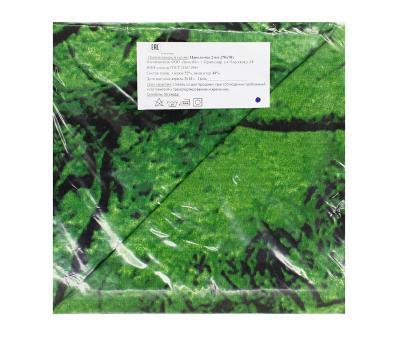 Наволочка Поликоттон 2 шт в упаковке Зелёный сад