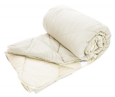 Одеяло двойное с кнопками Dophia Le Vele Молочное