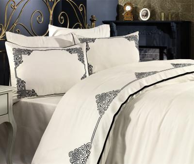 Комплект постельного белья Grazie Home Santa с вышивкой
