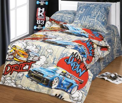 Комплект постельного белья Арт-постель бязь Дрифт