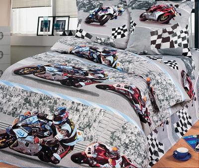 Комплект постельного белья Арт-постель бязь Супербайк