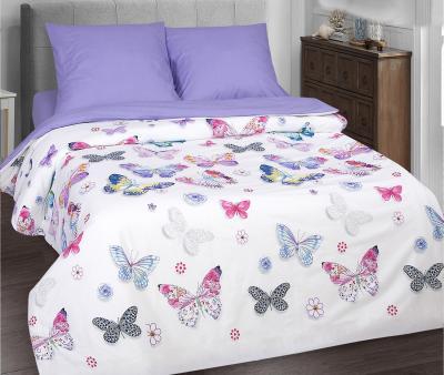 Комплект постельного белья Арт-постель поплин Батерфляй