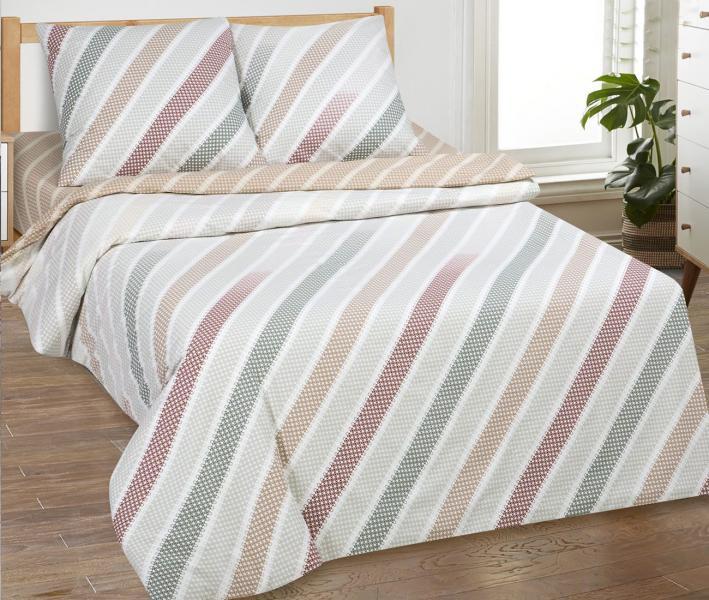 Комплект постельного белья Арт-постель 900 поплин Горизонт