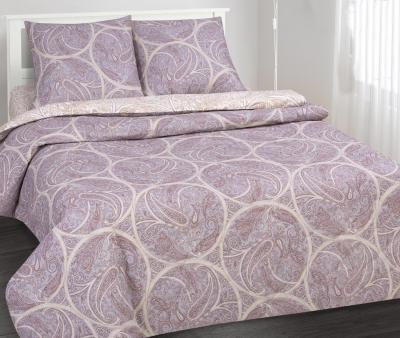 Комплект постельного белья  с простынью на резинке Арт-постель  поплин Рафаэль