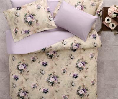 Комплект постельного белья Tivolyo Home Сатин принт Belissa
