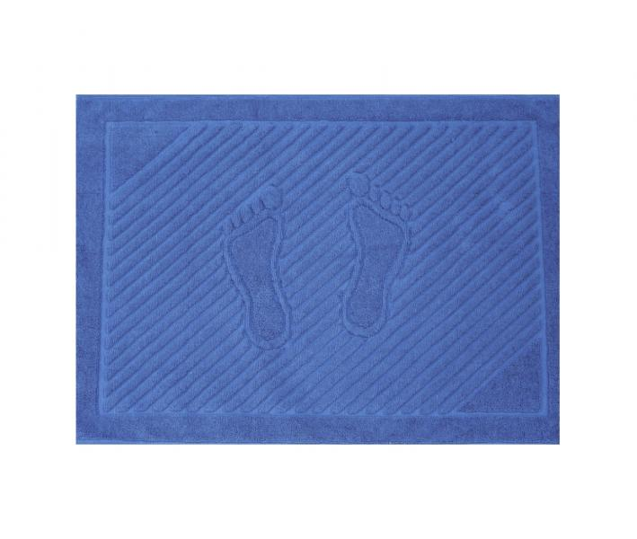 Коврик для ног 700 гр Синий