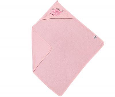 Полотенце детское с капюшоном Ramel Розовый осьминог