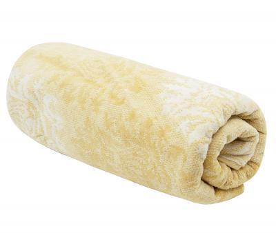 Полотенце Эксклюзив TAC 600 гр Узор золото