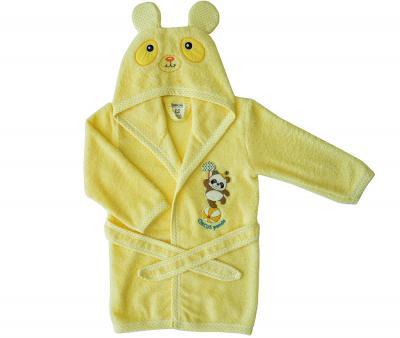 453 Халат детский RAMEL 1-4 года Жёлтый