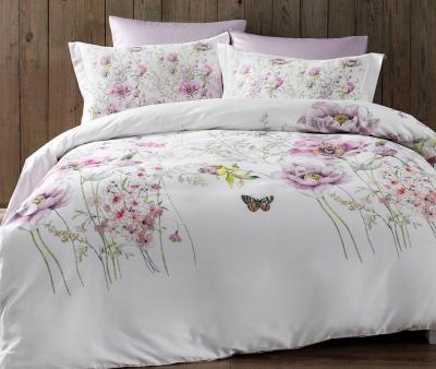 Комплект постельного белья Tivolyo Home Сатин принт Dolce