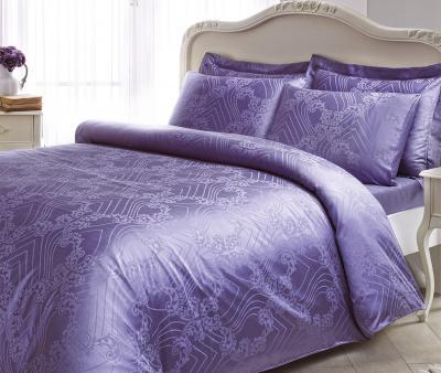 Комплект постельного белья Tivolyo Home Сатин жаккард Princess