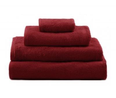 Полотенце 450 гр 1111 Красный