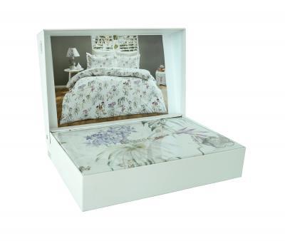 Комплект постельного белья Tivolyo Home Сатин Nora