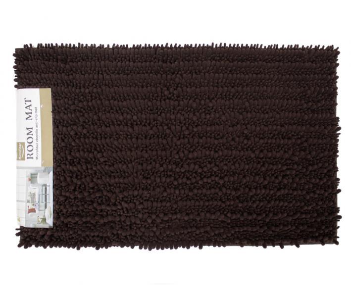 Коврик лапша 50*80 см 1600 гр Коричневый