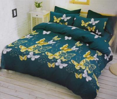 Комплект постельного белья Happy Night Золотая бабочка