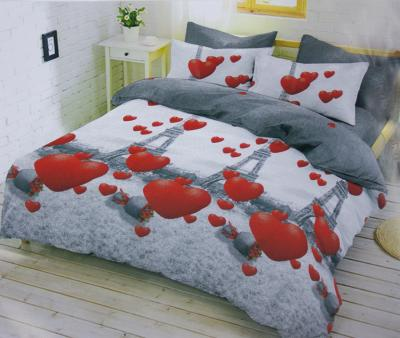 Комплект постельного белья Happy Night Любовь в Париже