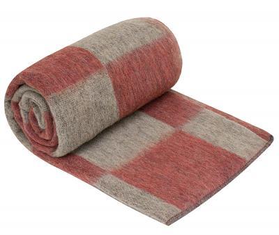Одеяло Шерсть Квадраты