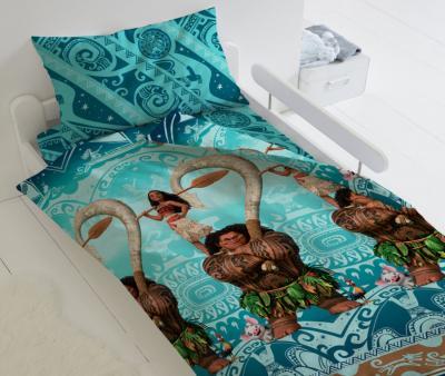 Комплект постельного белья Уютный дом поплин Моана и Мауи
