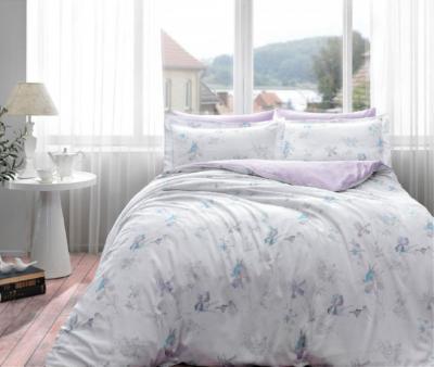 Комплект постельного белья Tivolyo Home Сатин принт Iris