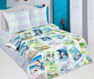 Комплект постельного белья Арт-постель поплин Мурзик