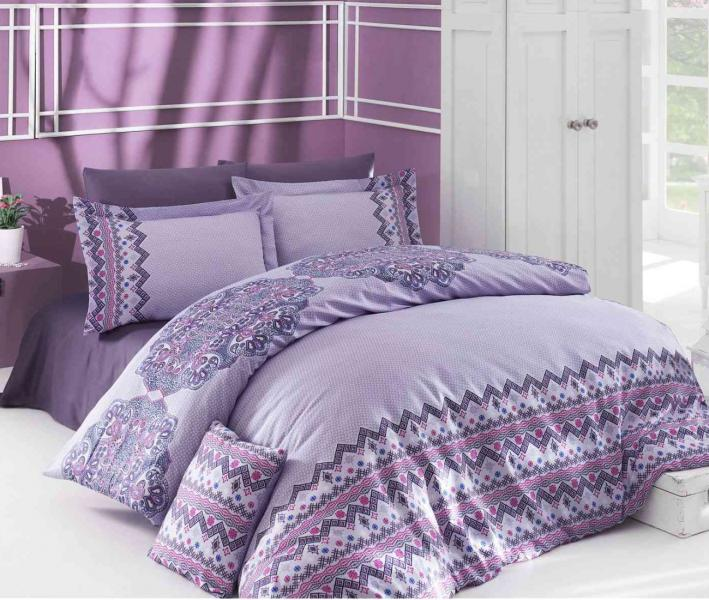Комплект постельного белья Назезин Acacia Lila
