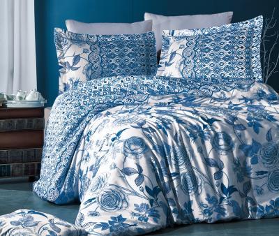 Комплект постельного белья Назезин Ageta-Mavi