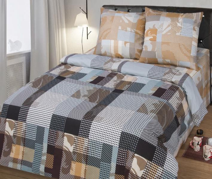 Комплект постельного белья Арт-постель 500 бязь Премиум Альфред