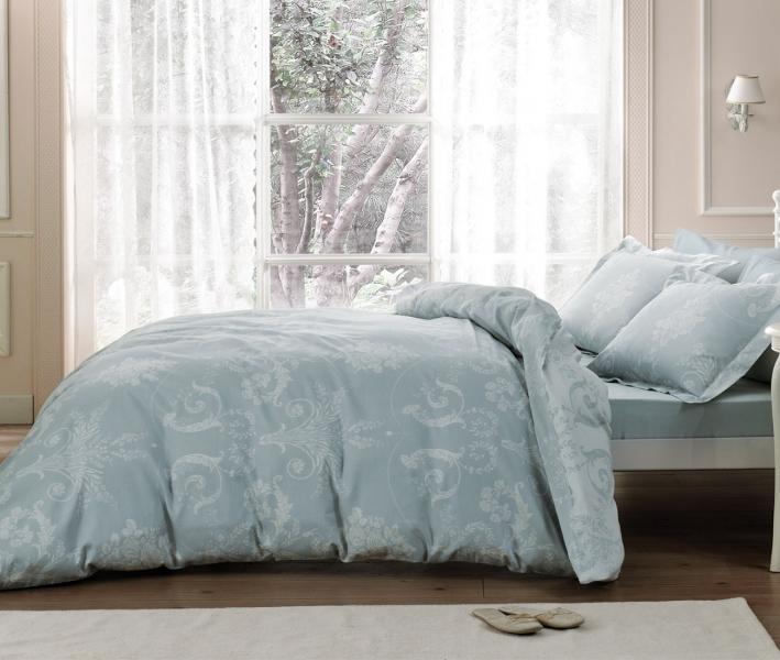 Комплект постельного белья Tivolyo Home Сатин принт Arredo