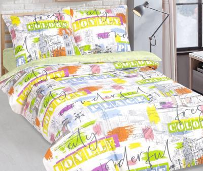Комплект постельного белья Арт-постель 912 Краски города
