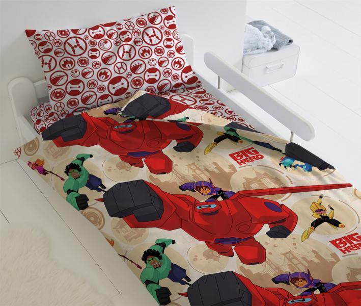 Комплект постельного белья Уютный дом поплин Город героев