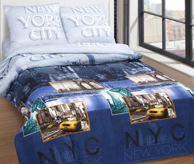 Комплект постельного белья Арт-постель 900/904/914 поплин Нью-Йорк