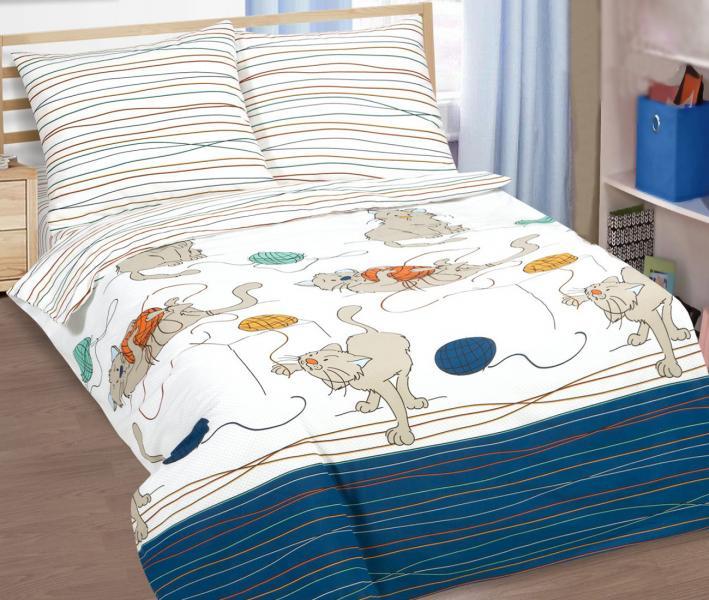 Комплект постельного белья Арт-постель 910 Мягкие лапки